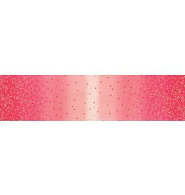 V & Co. Ombre Confetti in Hot Pink, Fabric Half-Yards 10807 14M