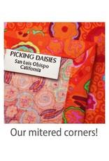 PD's Moda Collection Ombre Confetti in Turquoise, Dinner Napkin