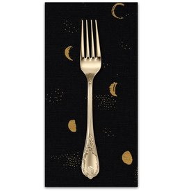 PD's Sarah Watts Collection Santa Fe, Moon Phase in Night, Dinner Napkin
