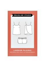Grainline Studio Grainline's Lakeside Pajama Pattern