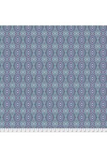 Amy Butler Night Music, Temple Tiles in Mist, Fabric Half-Yards CPAB013