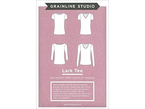 Grainline Studio Grainline's Lark Tee Pattern