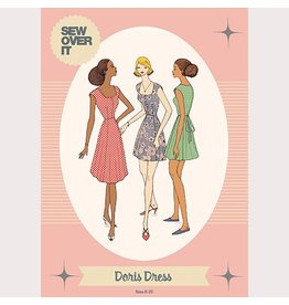 Sew Over It Sew Over It Doris Dress Paper Pattern