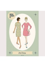 Sew Over It Sew Over It Zoe Dress Paper Pattern