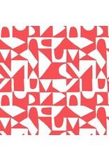 Sarah Golden Around Town, Improv in Rose, Fabric Half-Yards A-8764-O