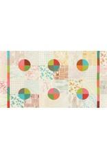"Zen Chic Modern BG Colorbox, Panel in Porcelain, 24"" Fabric Panel"