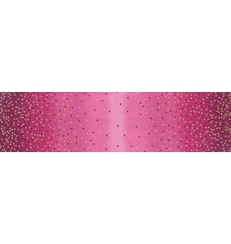 V & Co. Ombre Confetti in Magenta, Fabric Half-Yards 10807 201M