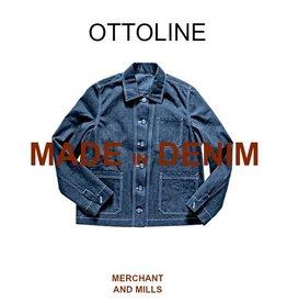 "Merchant & Mills Merchant & Mills ""The Ottoline"" Paper Pattern"
