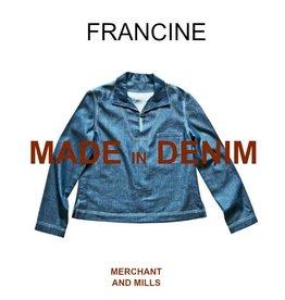 "Merchant & Mills Merchant & Mills ""The Francine"" Paper Pattern"
