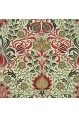 PD's William Morris Collection Morris Holiday, 1904 Persian in Linen Multi, Dinner Napkin