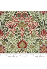 William Morris & Co. Morris Holiday, 1904 Persian in Linen Multi with Metallic, Fabric Half-Yards 7311 11M