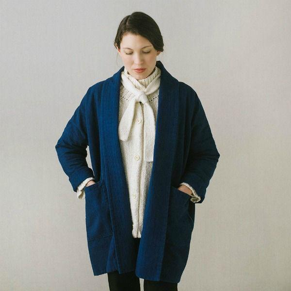 Wiksten's Women's Kimono Jacket Sewing Pattern