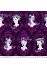 Tula Pink De La Luna, Possessed in Clairvoyant, Fabric Half-Yards PWTP110