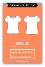Megan Selby, Instructor 08/04: Sew a Simple Scout Tee with Megan