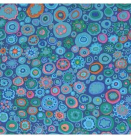 Kaffe Fassett Kaffe Classics, Paperweight in Teal, Fabric Half-Yards GP20