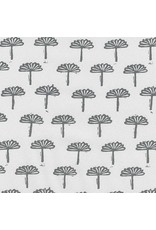PD's Karen Lewis Collection Blueberry Park, Trees in Silver, Dinner Napkin