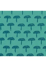 PD's Karen Lewis Collection Blueberry Park, Trees in Sage, Dinner Napkin