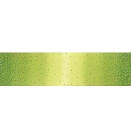 V & Co. Ombre Confetti in Lime Green, Fabric Half-Yards 10807 18M