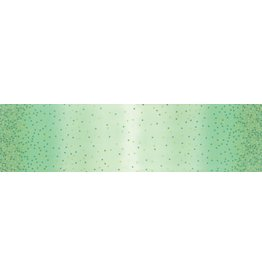 V & Co. Ombre Confetti in Mint, Fabric Half-Yards 10807 210M