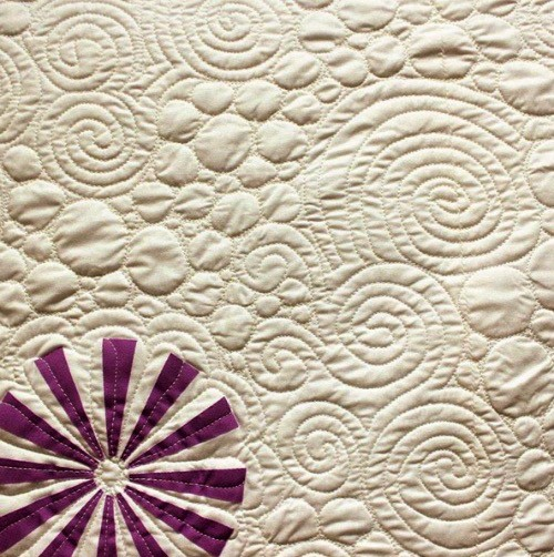 Dora Cary 10/27, Sat: Free Motion Quilting Class on a Domestic Sewing Machine