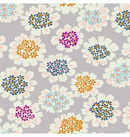 Kim Kight Steno Pool, Verbena in Smoke, Fabric Half-Yards K3066-001