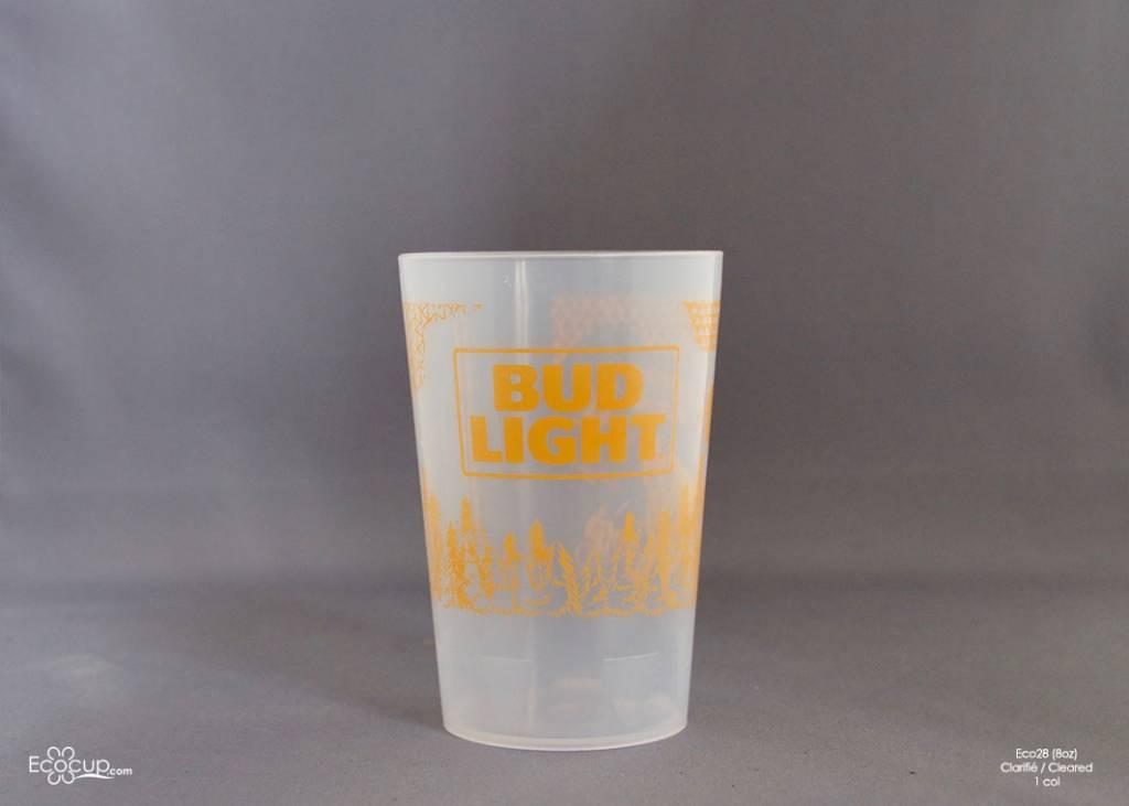 Eco28 (28cl/8oz) - 500 verres par boite