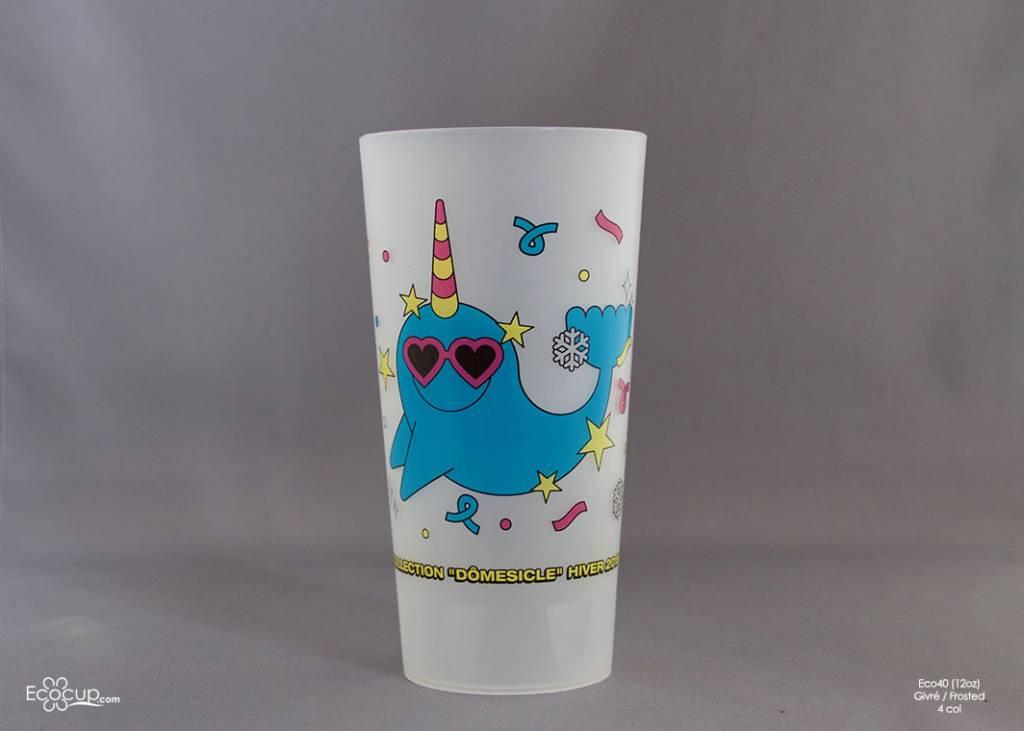 Eco40 (40cl/12oz) - 400 cups per box