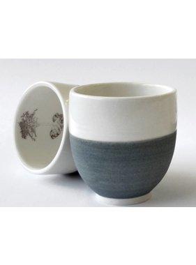 Catherine De Abreu 1 Small Tea Bowl Generosity 12-G