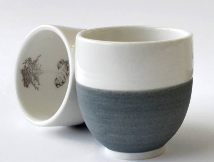 Catherine De Abreu Small Tea Bowl Generosity