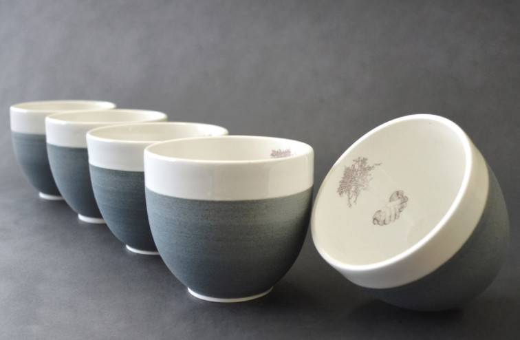 Catherine De Abreu Tea Bowl Generosity