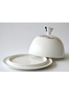 Catherine De Abreu 1 Butter dish - Jellyfish 24-M