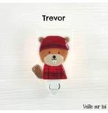 Veille sur toi Beaver Trevor Night light