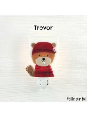 Veilleuse Castor Trevor