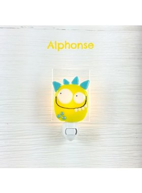 Veille sur toi Veilleuse Monstre Alphonse