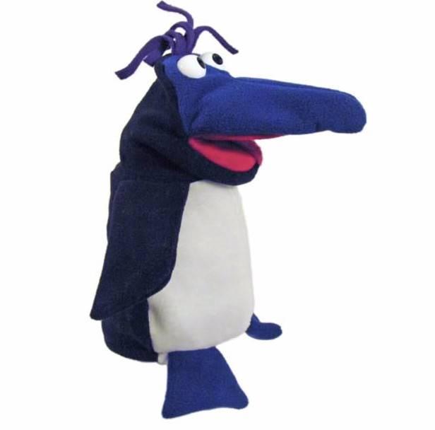 Pingouin Marionnette