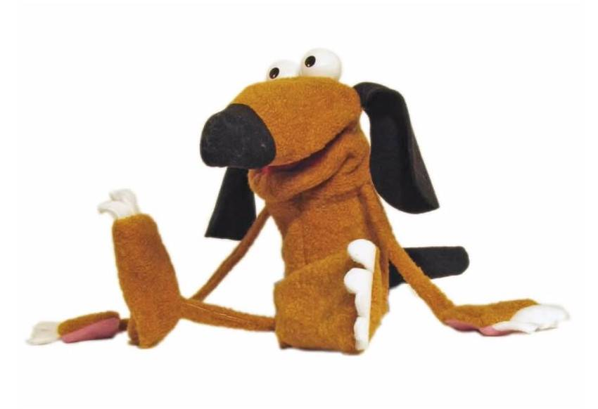 Dog Muppet