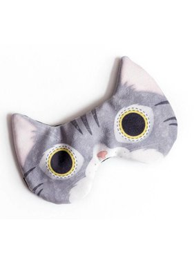 Masque - Chat gris