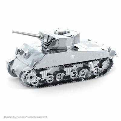 Metal E T-34 Tank
