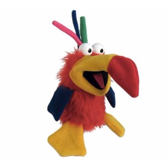 Doe Bird Muppet