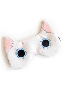 Masque - Chat blanc
