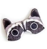 Masque de sommeil - Raton Laveur