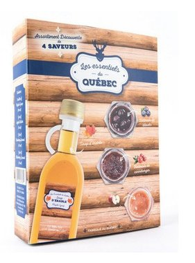 Coffret Essent. QC