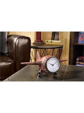 Airplane clock 084761