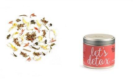 For Tea's Sake Let's Detox Wellness Blend