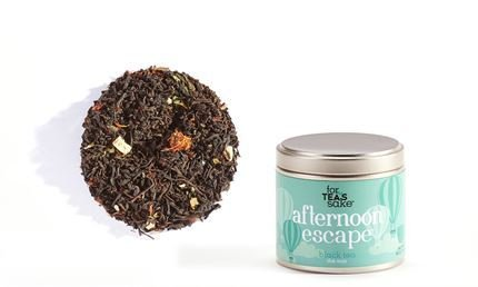 For Tea's Sake Afternoon Escape Tea Blend (1.4oz/40g)