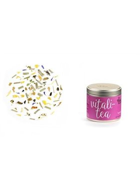 For Tea's Sake Vitali-Tea Wellness Tea Blend (0.7oz/20g)