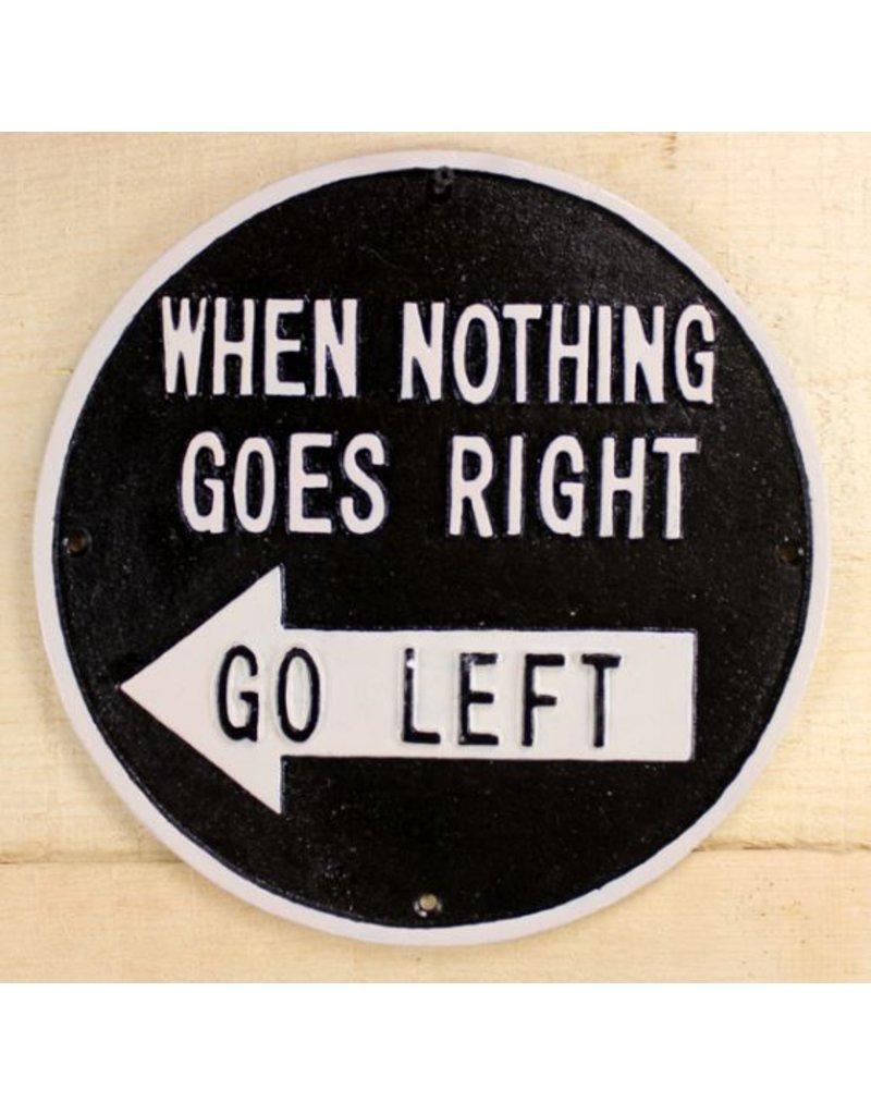 Affiche Go left 14193
