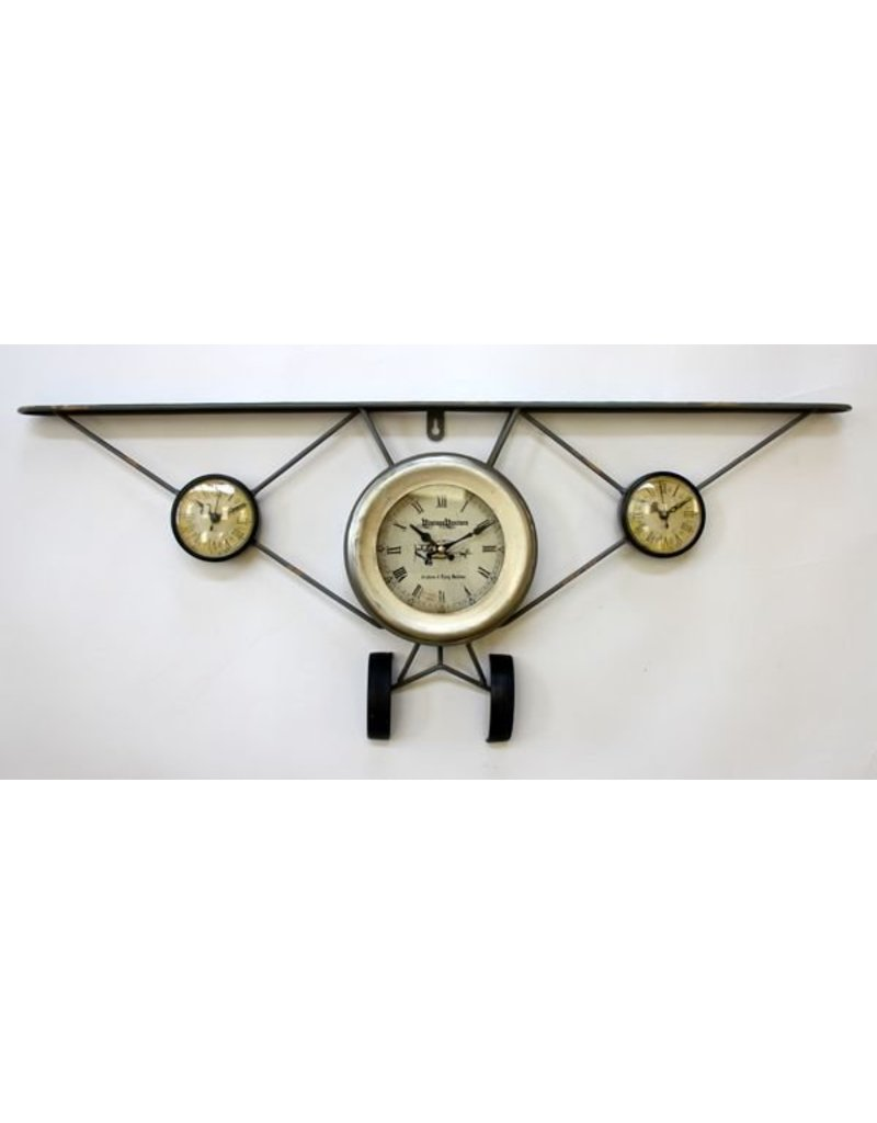 Avion horloge 23615