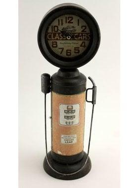 Horloge pompe à gaz