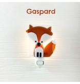 Veille sur toi Fax Gaspard Night light